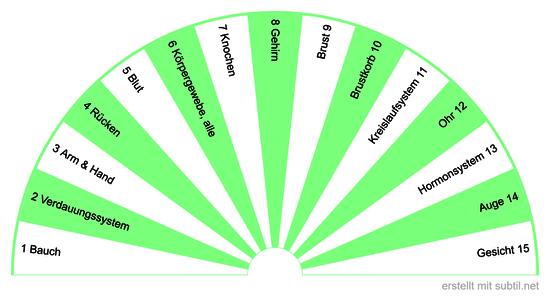 1  Sanjeevini  Körper  BPS  1 - 15