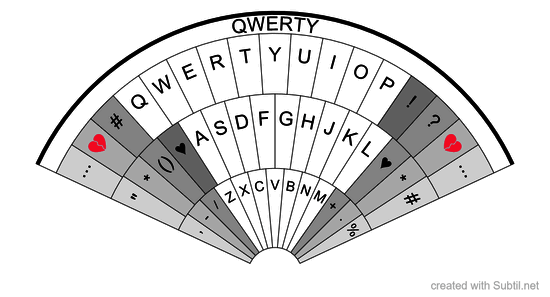 QWERTY Generic (ENG)