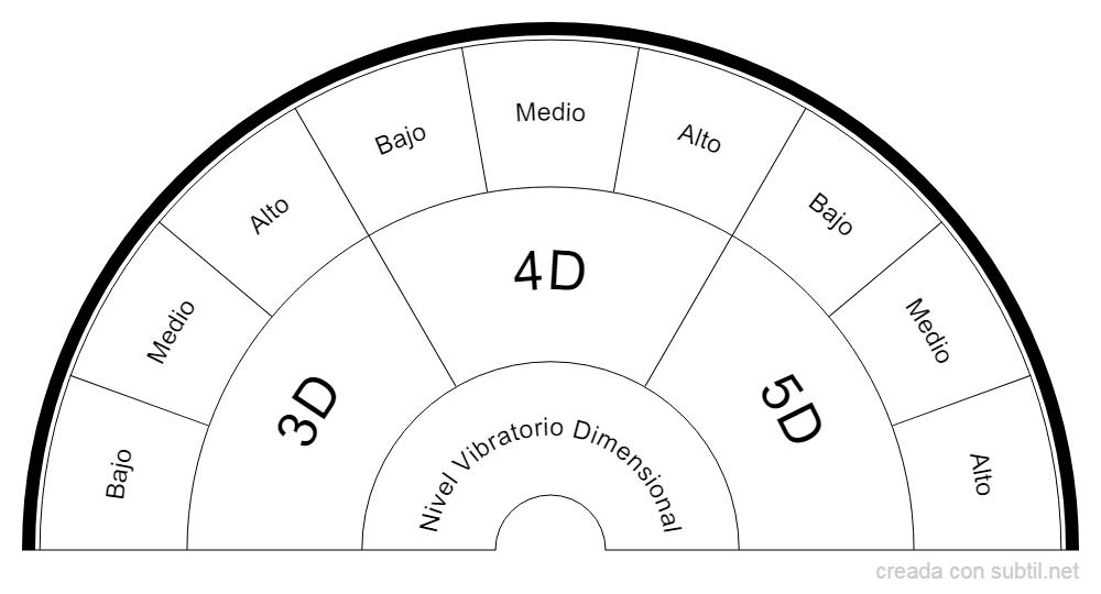 Nivel Vibratorio Dimensional