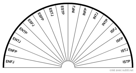 Myers Briggs Type Indicator (MBTI)