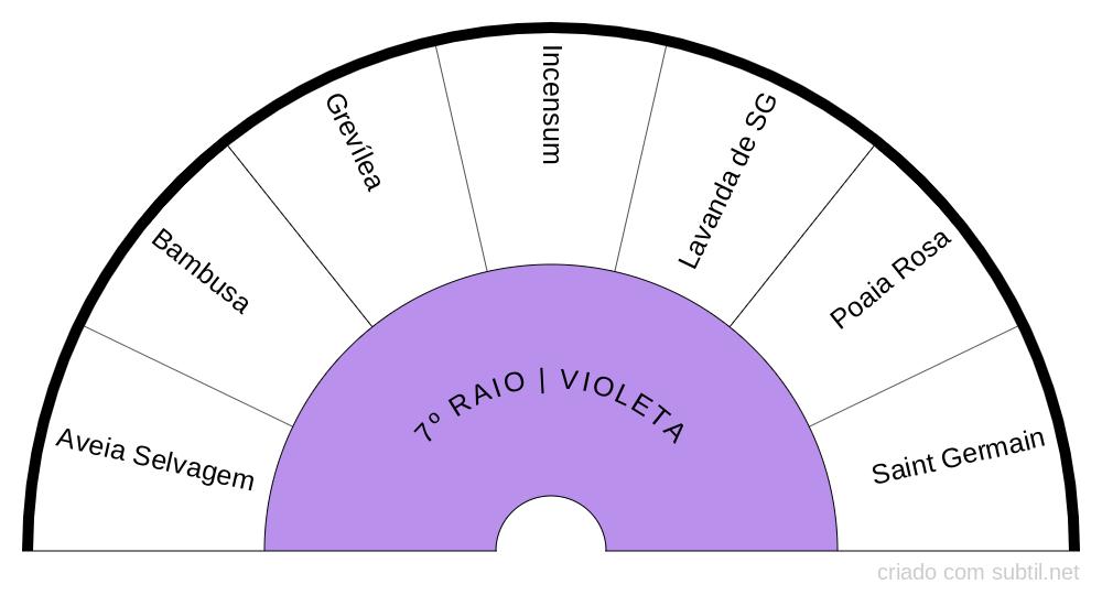 7º RAIO VIOLETA