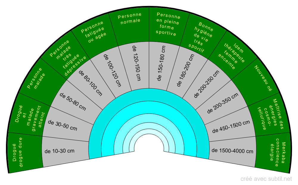 Dimension du biochamp