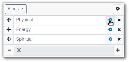 Open option elemento